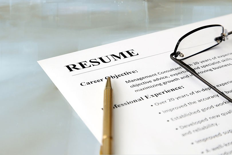 Honors Thesis Helps Business Graduate Land a Dream Job funny resume