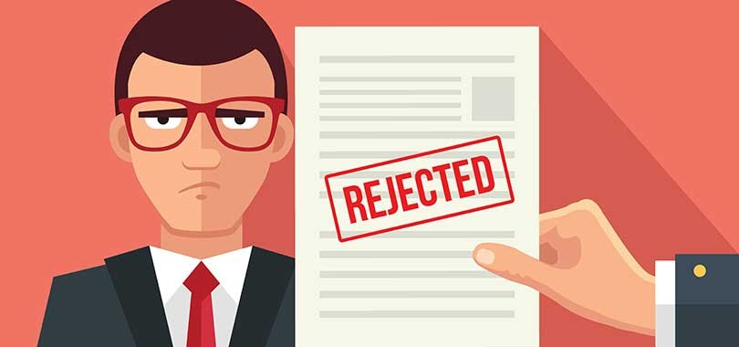 Why Your Job Application Was Rejected