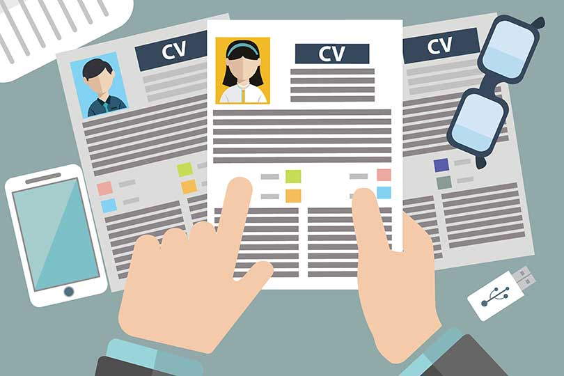network security resume advice from recruiters what recruiters